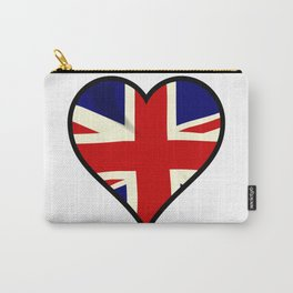 Love Britain Carry-All Pouch