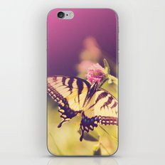 If nothing changed, there'd be no butterflies.~walt disney iPhone & iPod Skin