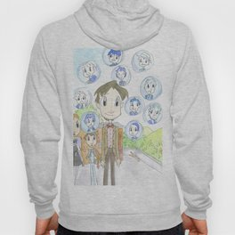Doctor Who Delights! Hoody