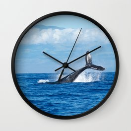 Free Billy Wall Clock