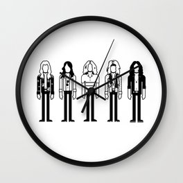 Aerosmith Wall Clock
