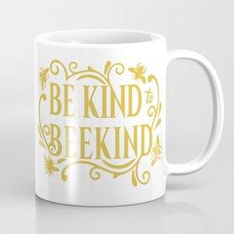 Be Kind to Beekind - Save the Bees Coffee Mug
