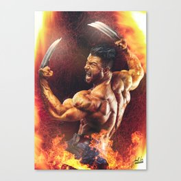 Logan Series III Canvas Print