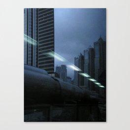 Modernity Canvas Print