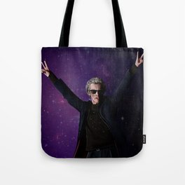 Doctor Disco Tote Bag