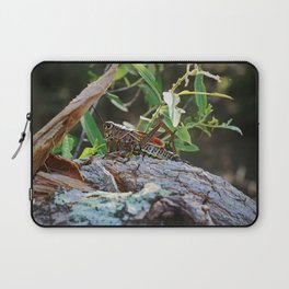 A Lubber in the Slough III Laptop Sleeve