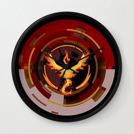 Team Valor Wall Clock