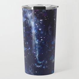 Galaxy in Twilight Travel Mug