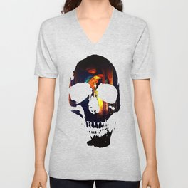 Ill-Fated Entry Unisex V-Neck
