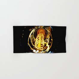 Industrial Filament Light Hand & Bath Towel