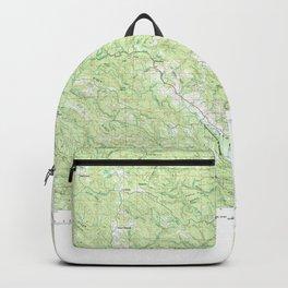 CA Ukiah 299187 1981 topographic map Backpack