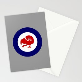 Takahe Air Force Roundel Stationery Cards