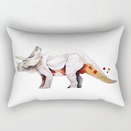 Triceratop Rectangular Pillow