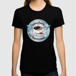Coffee To The Rescue T-shirt