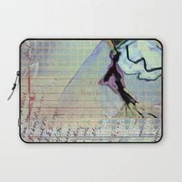 another head going grazzzyyyy by PASTEL Laptop Sleeve
