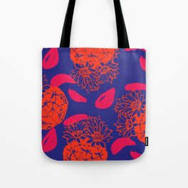 The blue casa Tote Bag