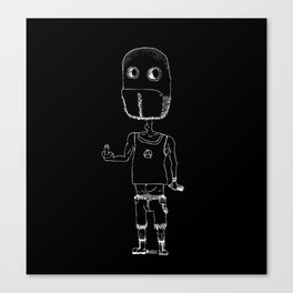 Punk Canvas Print