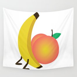Food Porn Wall Tapestry