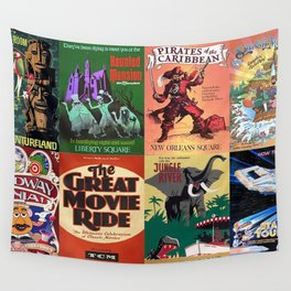 Other Amusement Rides Wall Tapestry