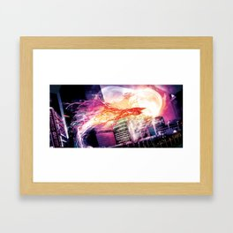 Reborn Framed Art Print