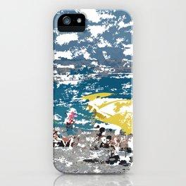 Beach III iPhone Case