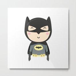 Bat-kid Metal Print