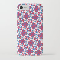 patriotic iPhone & iPod Cases featuring Patriotic  by Meaghan Monroe