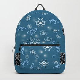 Falling in love with blue Backpack