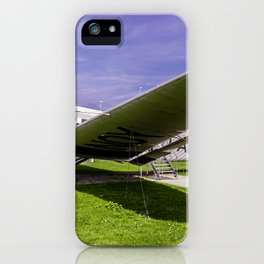D - Munich : Ju-52 iPhone Case