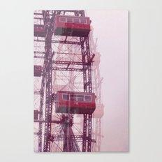 lunapark  Canvas Print