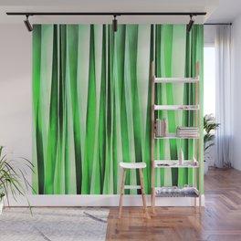 Whispering Green Grass Wall Mural
