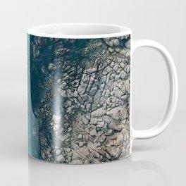 ocean blues II Coffee Mug