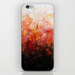 Daybreak - Original Abstract Painting iPhone Skin