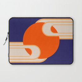 Party Cloudy Skies Laptop Sleeve