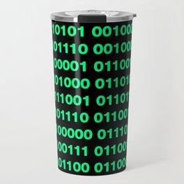 Binary – Get Laid Travel Mug