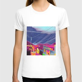 Infra-red T-shirt