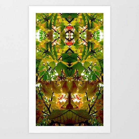 Espiritu - 040 Art Print