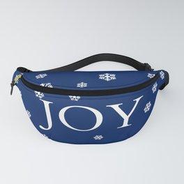 Winter Joy - navy blue - other colors Fanny Pack