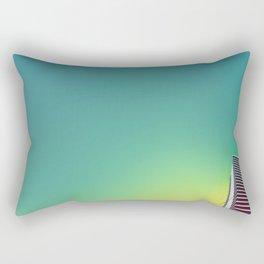 Ouest Palm Rectangular Pillow