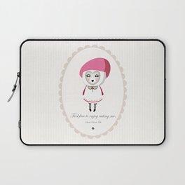 Sweet Sweet Tofu Laptop Sleeve