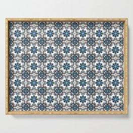 Floor Series: Peranakan Tiles 35 Serving Tray