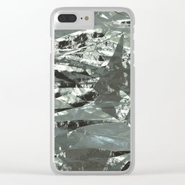 Holo-foil Clear iPhone Case