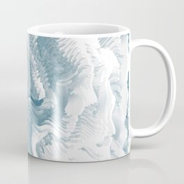 Abstract pattern 222 Coffee Mug