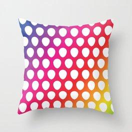 Balloon Pattern Throw Pillow