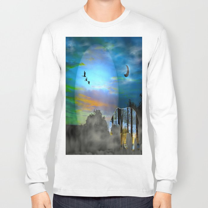 Songlines Long Sleeve T-shirt