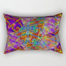Firefly Montage Rectangular Pillow