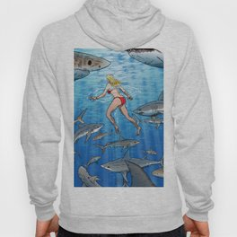 Below The Surface! Hoody