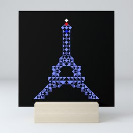 Exel Tower Mini Art Print