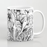 folk Mugs featuring folk by gtrapp