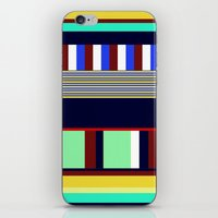 random iPhone & iPod Skins featuring Random by Miss L in Art